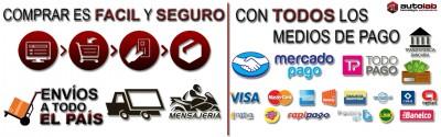 MEDIOS DE PAGO Y METODOS DE ENVIO