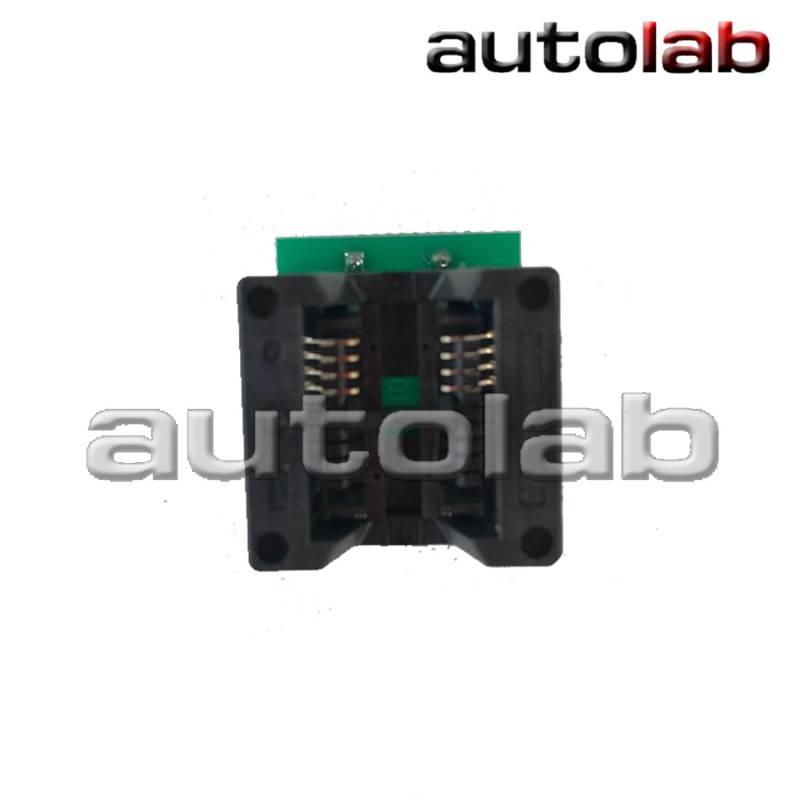 Adaptador Universal Soic8-dip8 Zif
