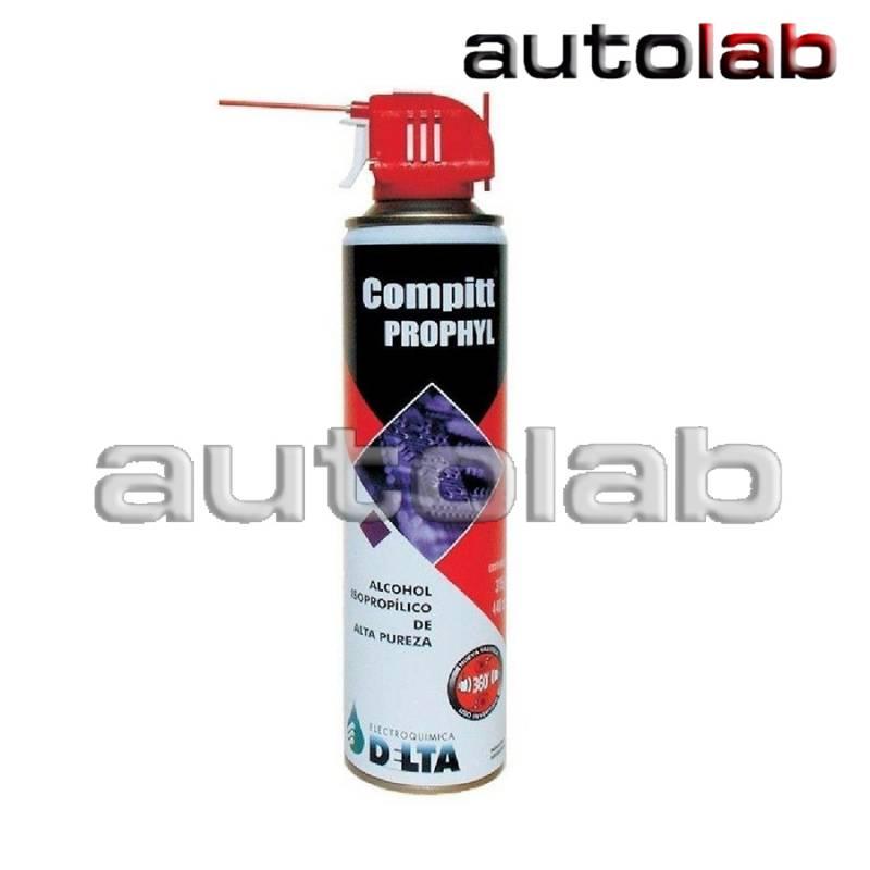 Compitt Prophyl Alcohol Isopropilico En Aerosol Con Gatillo