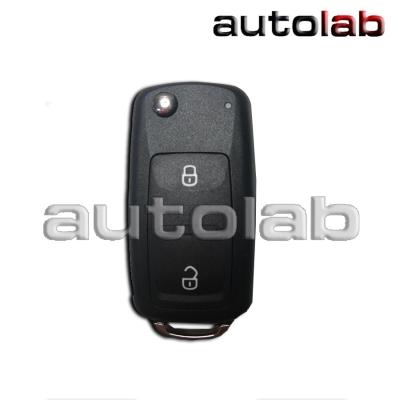 Carcasa Volkswagen 2 Botones Fox/gol/suran/amarok Nav