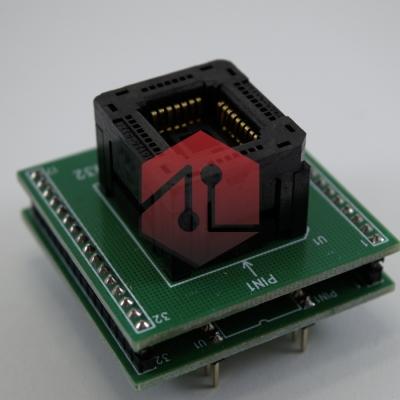 Adaptador Universal Plcc32-dip32 Zif